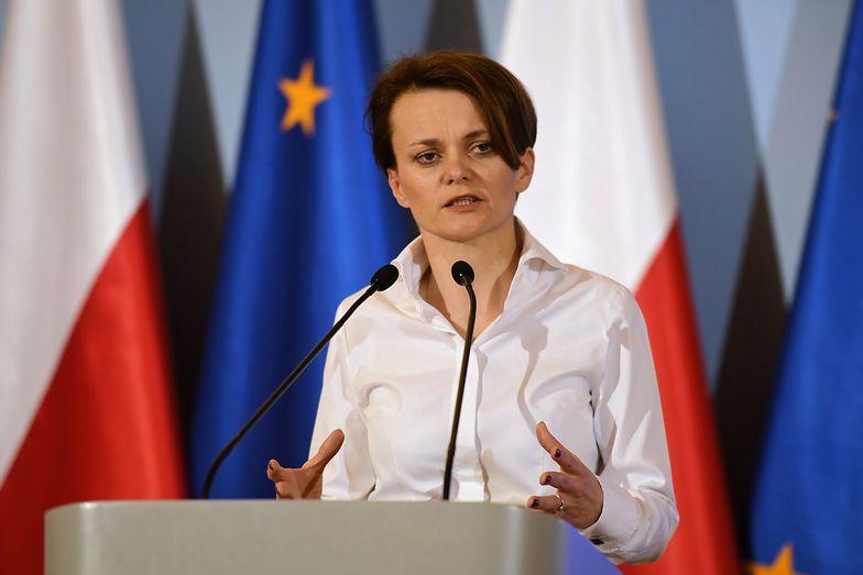 O stabilności produkcji żywności poinformowała minister rozwoju Jadwiga Emilewicz.