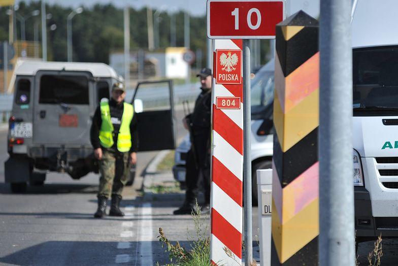 Granica polsko-niemiecka może być wkrótce wyjątkowo często przekraczana przez Ukraińców