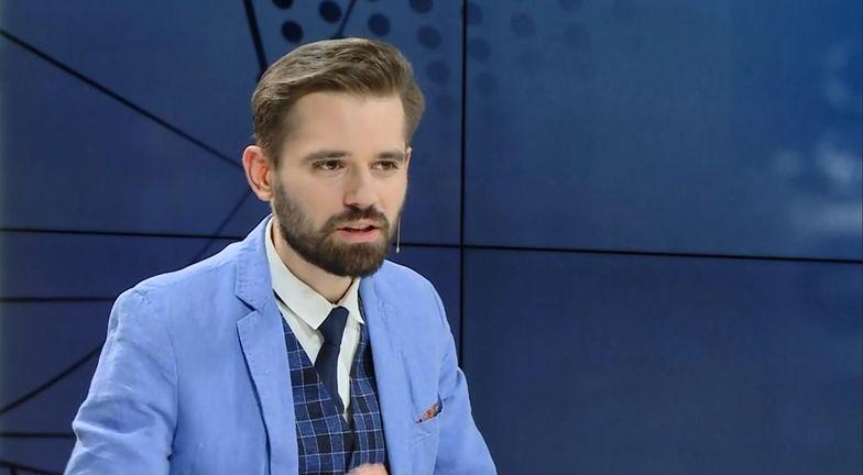 Doktor Maciej Kawecki kolejny raz padł ofiarą kradzieży tożsamości.
