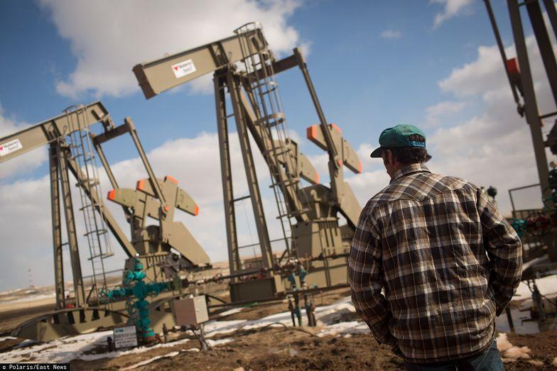 W Libii są problemy z pełnym wydobyciem ropy.