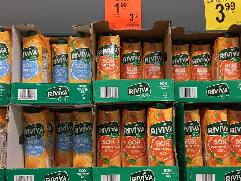Producenci soków ostrzegają, że zmiany stawek VAT spowodują wzrost spożycia niezdrowych napojów gazowanych.