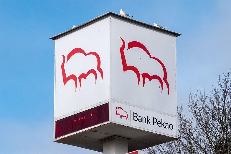 KNF zaleca zachowanie Bankowi Pekao 25 proc. zysku na poziomie jednostkowym i skonsolidowanym.