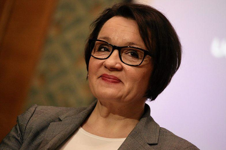 Anna Zalewska deklaruje, że chce wypracować porozumienie z nauczycielami