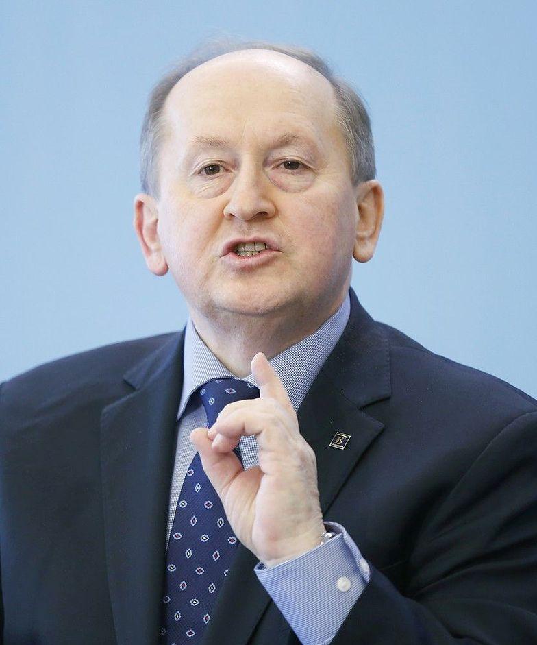 Krzysztof Pietraszkiewicz, prezes Związku Banków Polskich, nie jest zwolennikiem bitcoina