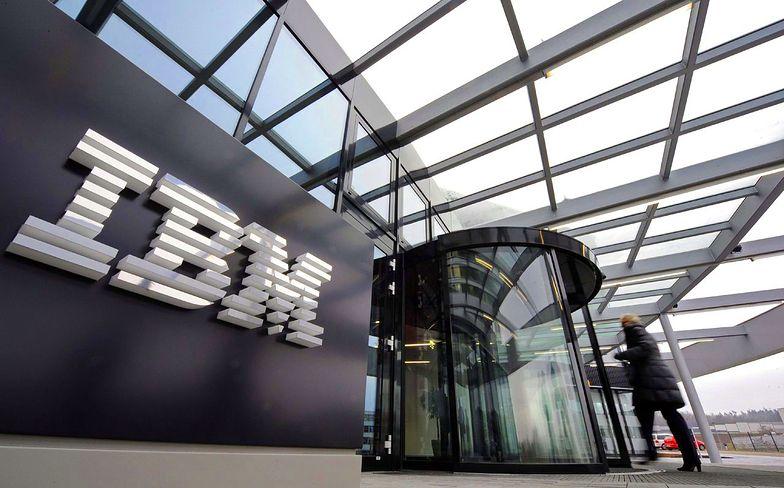 Z IBM rozstanie się 1,7 tys. pracowników