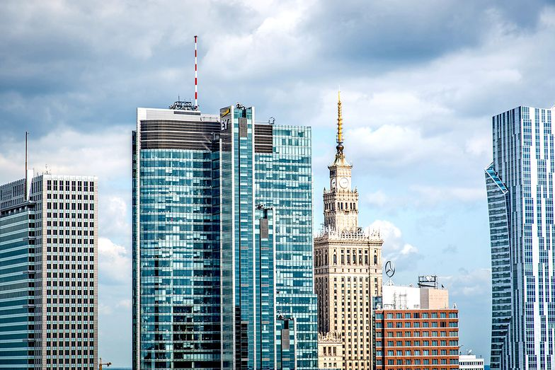 PKB na jednego mieszkańca wynosi ponad 121 tys. złotych. Dla całej Polski - ok. 55 tys.