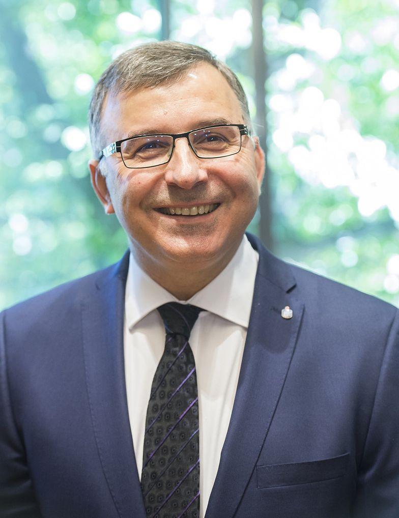 - Bank zrealizował strategiczne cele finansowe dwa lata szybciej niż pierwotnie zakładaliśmy - mówi prezes PKO BP Zbigniew Jagiełło