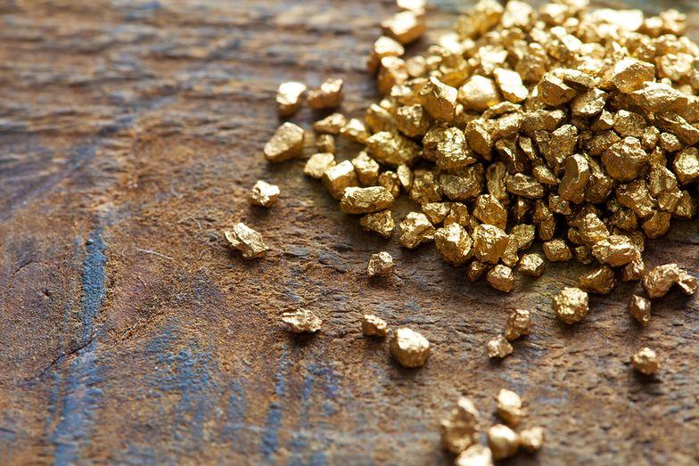 Złoto odzyskało blask.