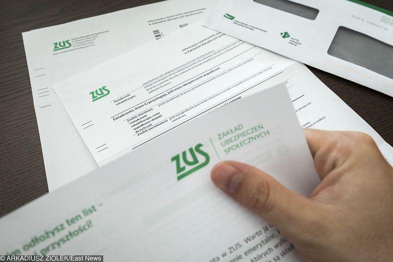 ZUS właśnie rozpoczął wysyłkę listów do ubezpieczonych. W sumie 8,5 mln dostanie korespondencję od Zakładu