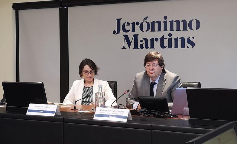 Pedro Soares dos Santos, prezes Jeronimo Martins