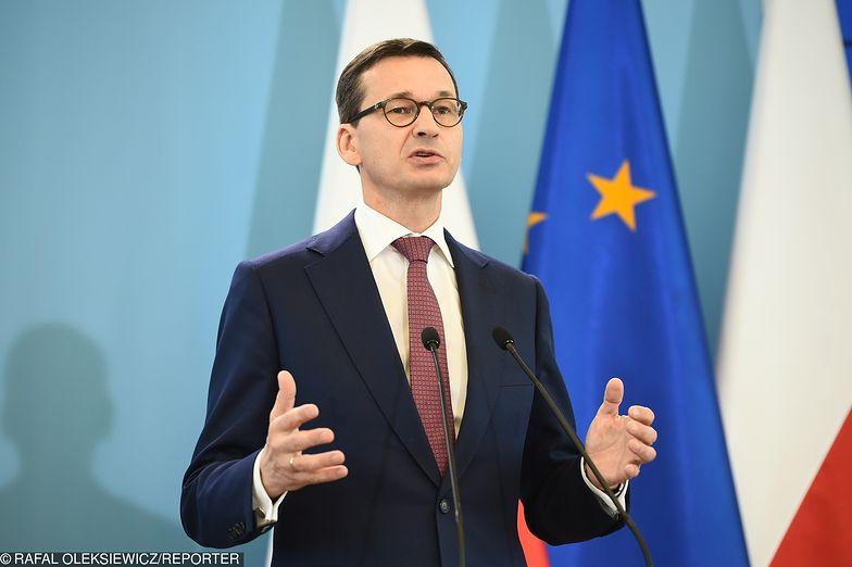 """""""Gazeta Wyborcza"""": Morawiecki uwłaszczył się na gruntach kościelnych"""