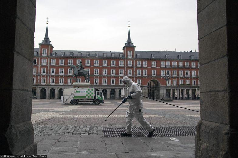 Program pomocowy dla firm w Hiszpanii wart jest 200 mld euro.