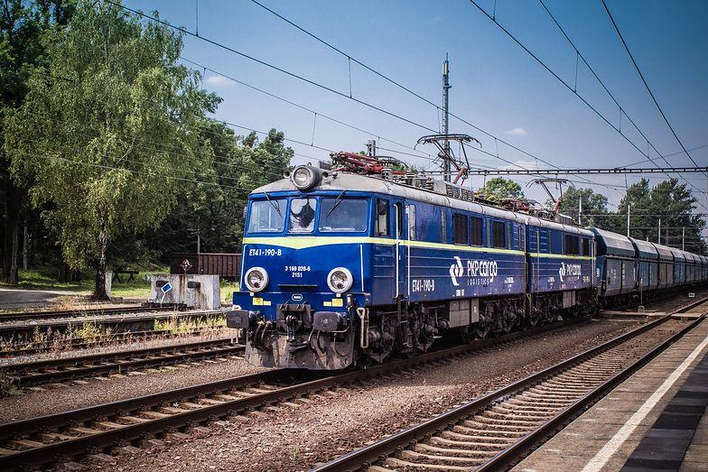 Więcej pociągów na trasie Polska-Chiny. Ekspansja PKP Cargo