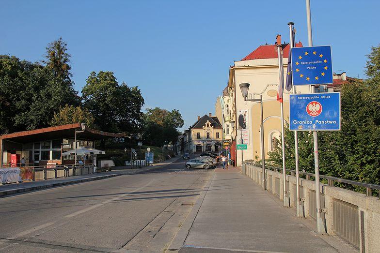 Awaria na przejściu granicznym w Gronowie (zdjęcie ilustracyjne).