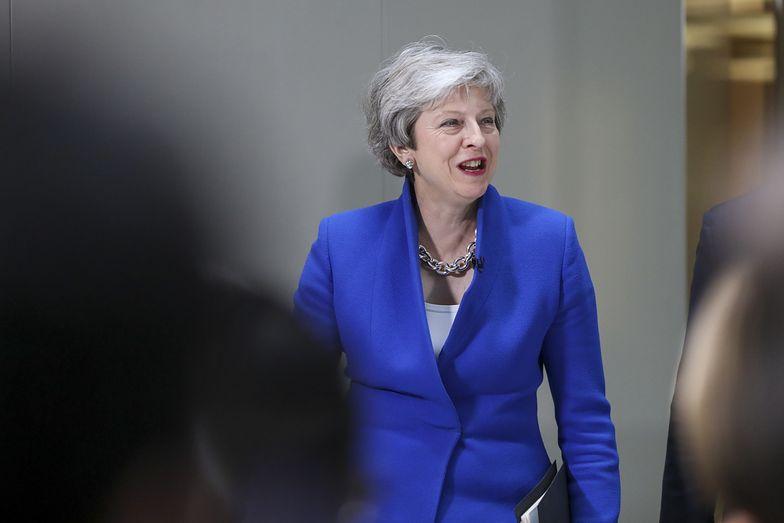 Theresa may proponuje: będzie poparcie dla mojej umowy, będzie głosowanie nad powtórką referendum.