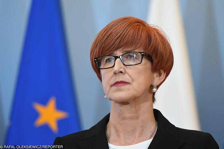 Minister Elżbieta Rafalska ostrzega, by nie przechodzić na emeryturę w czerwcu