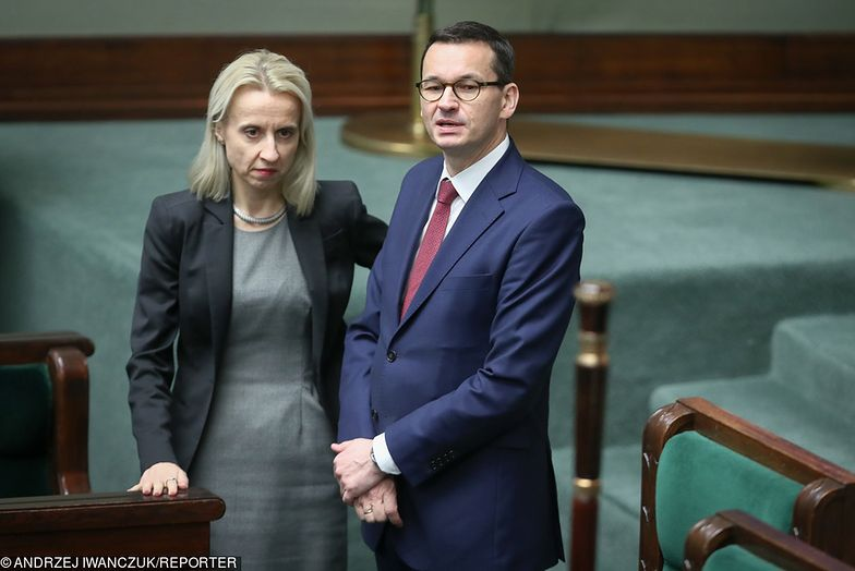 Rating jest istotny z punktu widzenia planów premiera i minister finansów.