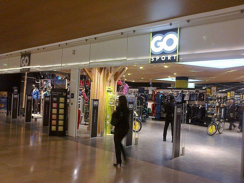 Sieć sklepów GO Sport ma nowego właściciela. Na razie jednak szyld zostanie bez zmian