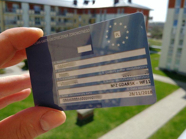 Karta EKUZ będzie od czerwca ważna przez 3 lata. To ukłon w stronę wyjeżdzających pacjentów
