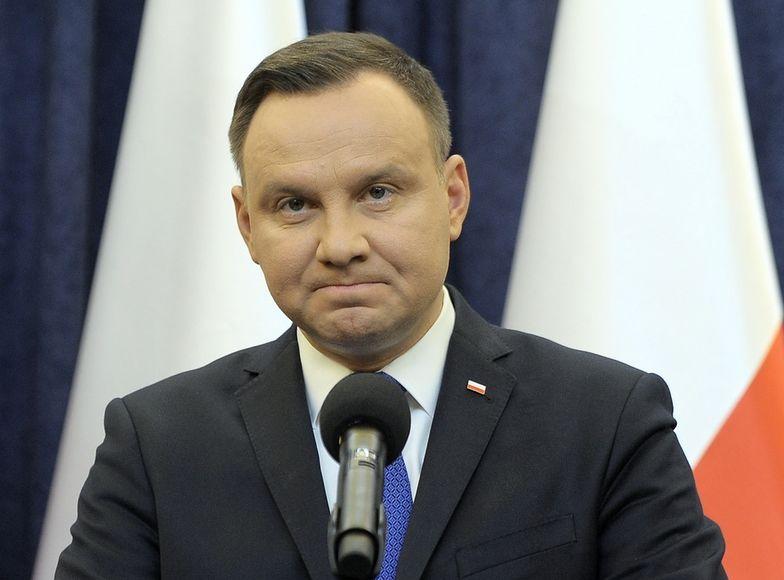 Prezydent podpisał umowę w sprawie gazociągu Baltic Pipe