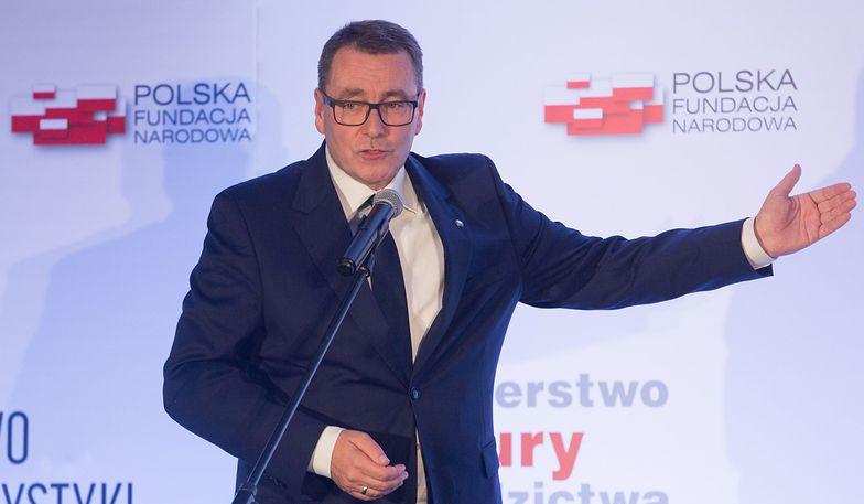 Cezary Jurkiewicz, prezes PFN