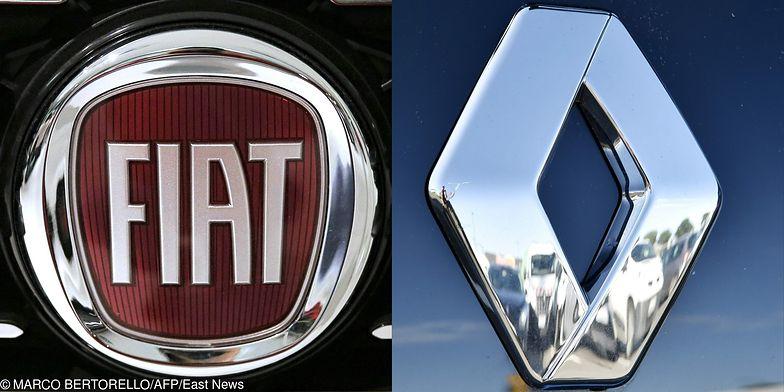 Fiat i Renault. Ruszyły rozmowy nt. fuzji
