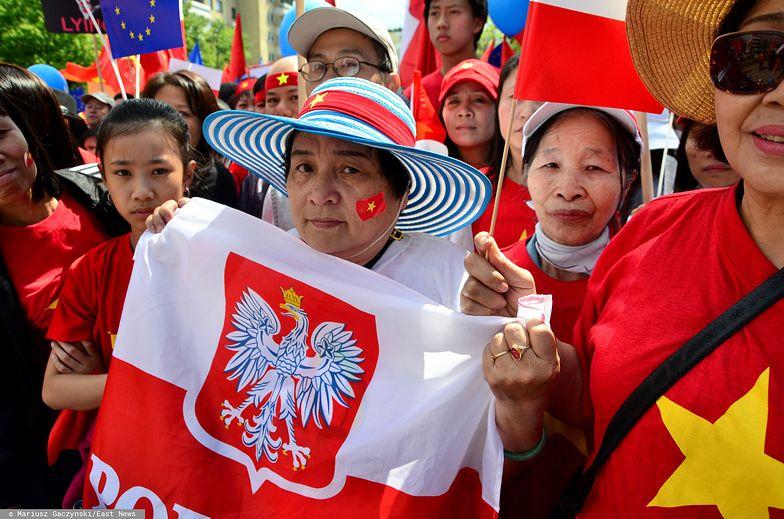 Najbardziej skłonni do podejmowania działalności gospodarczej są Wietnamczycy, decyduje się na to prawie 13 proc. z nich.