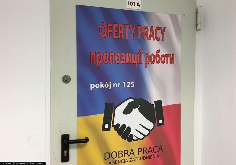 Praca i płaca dla Ukraińców może być coraz bardziej atrakcyjna.