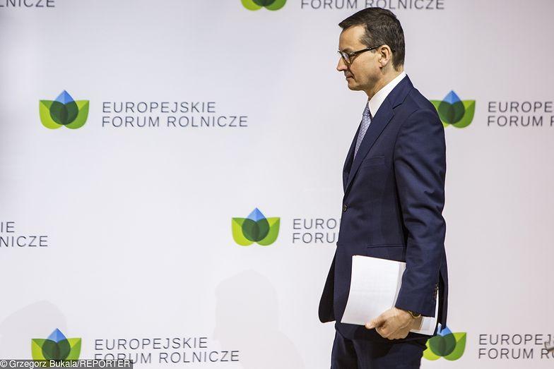 Utrudnienie sprzedaży marek własnych premier zapowiedział podczas Europejskiego Forum Rolniczego
