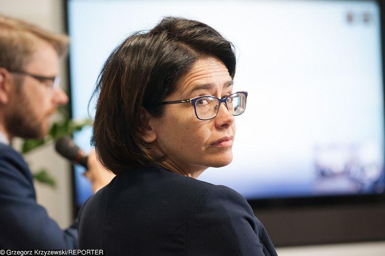 Anna Streżyńska jest jednym z dwóch głównych udziałowców w MC2 Innovations