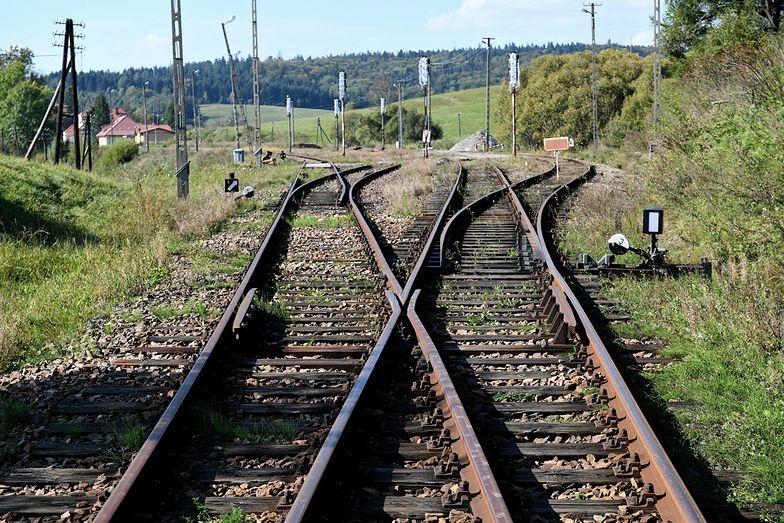 Pociągami bardzo trudno jest dojechać nie tylko do małych miasteczek, ale niekiedy też do miast powiatowych.