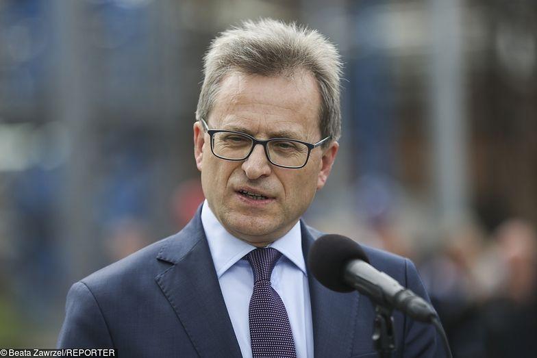 Wojciech Wardacki, prezes Grupy Azoty już pod koniec roku planował awans swojej asystentki.