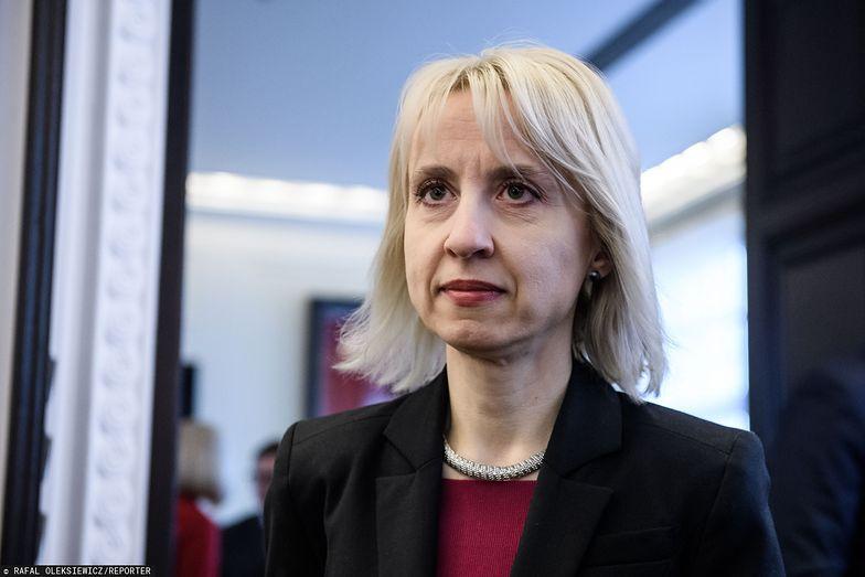 Teresa Czerwińska ma zostać wiceprezesem Europejskiego Banku Inwestycyjnego.