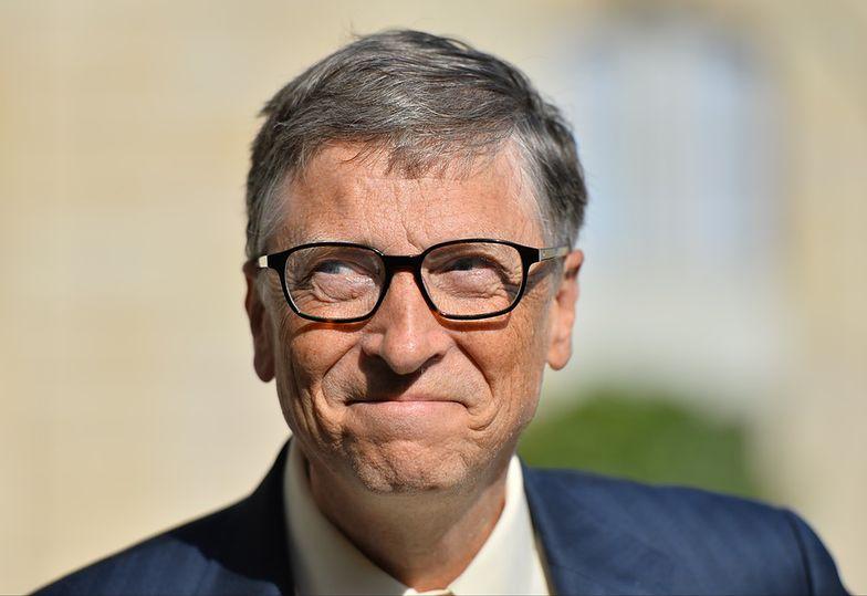 Bill Gates dba o życie rodzinne swoich pracowników