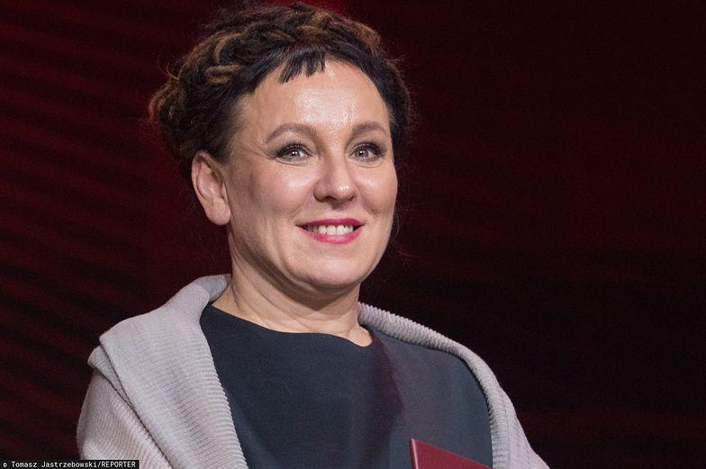 Olga Tokarczuk nie zapłaci podatku od Nobla. To już pewne