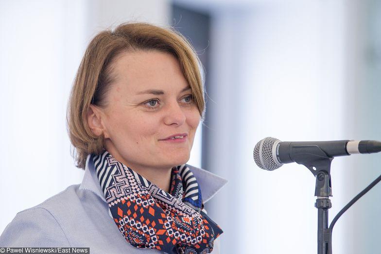 - To będzie filar programu Energia plus - mówi Jadwiga Emilewicz