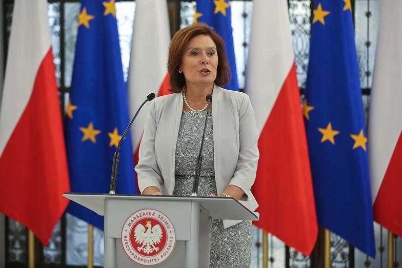 Na kampanię Małgorzaty Kidawy-Błońskiej KO wydało ponad 80 tys. złotych.