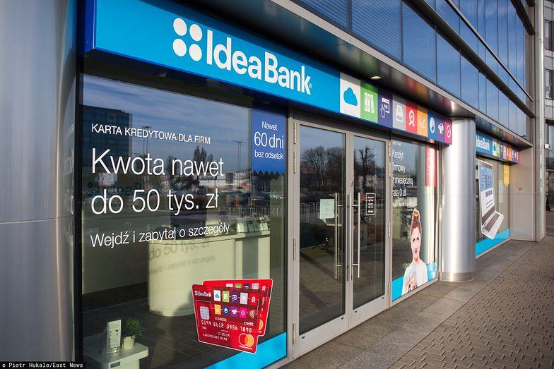 UOKiK wszczął dwa postępowania wobec Idea Banku.