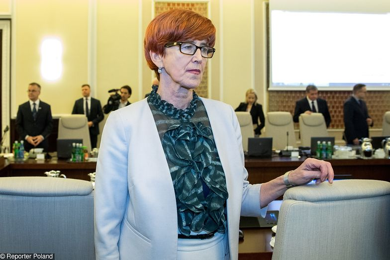 Elżbieta Rafalska skomentowała pomysł Roberta Biedronia na rozszerzenie programu 500+.