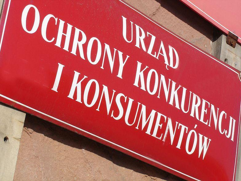 UOKiK przeprowadził w ubiegłym roku kilkaset kontroli.