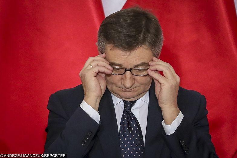 Pomysł marszałka nie podoba się politykom opozycji.