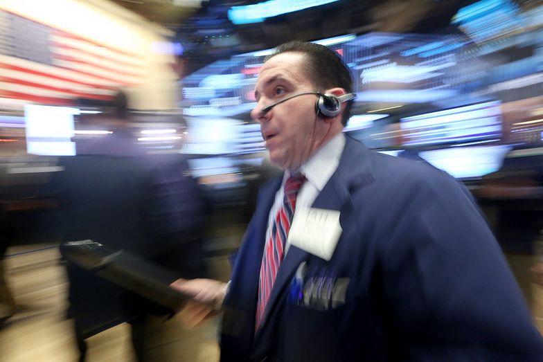 Nie takiego otwarcia roku spodziewali się inwestorzy z USA.