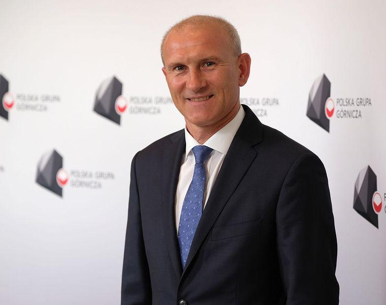 Rajmund Horst został nowym wiceprezesem PGG.