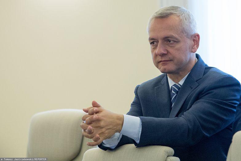 Minister Cyfryzacji Marek Zagórski musiał przyjąć szereg uwag UODO.