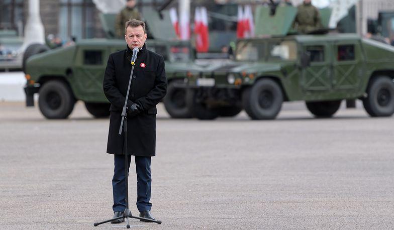 Mariusz Błaszczak obiecuje podwyżki
