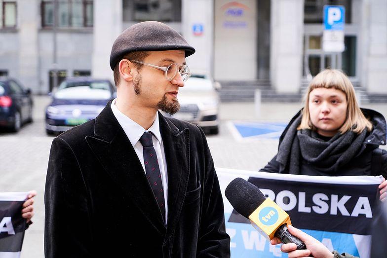 Szef Greenpeace Polska startuje na prezesa PGE