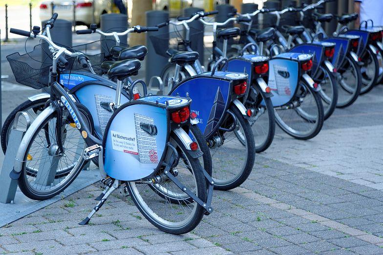 Wypożyczalnia rowerów NextBike