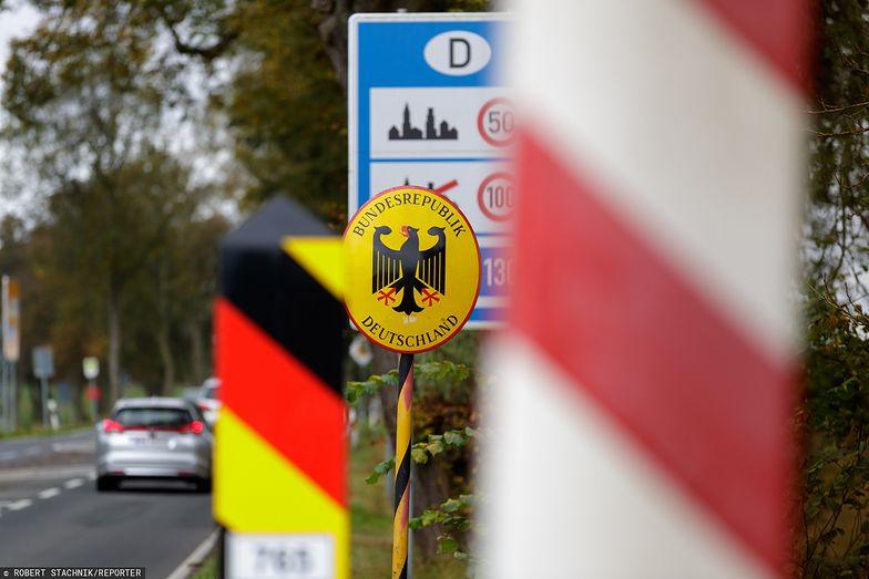 Niemcy zaostrzyły reżim graniczny w związku z pandemią koronawirusa.