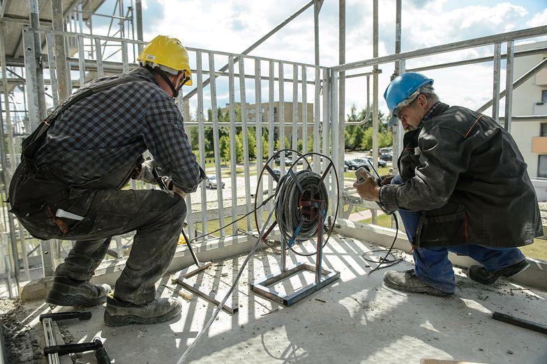 Szykuje się duża koncentracja na rynku budowlanym.
