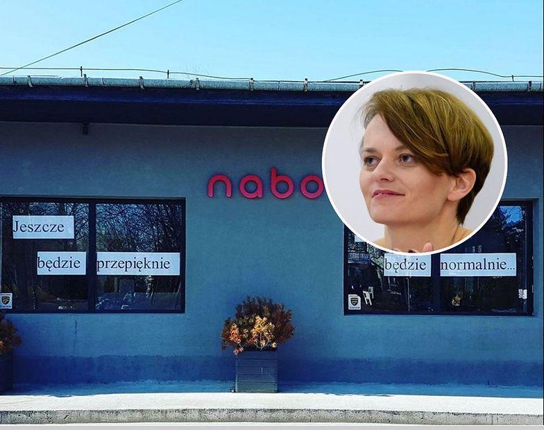 """To zdjęcie zostało wykonane kilka dni po zamknięciu lokali. Właściciele NABO coraz mniej wierzą, że """"wszystko będzie dobrze"""""""
